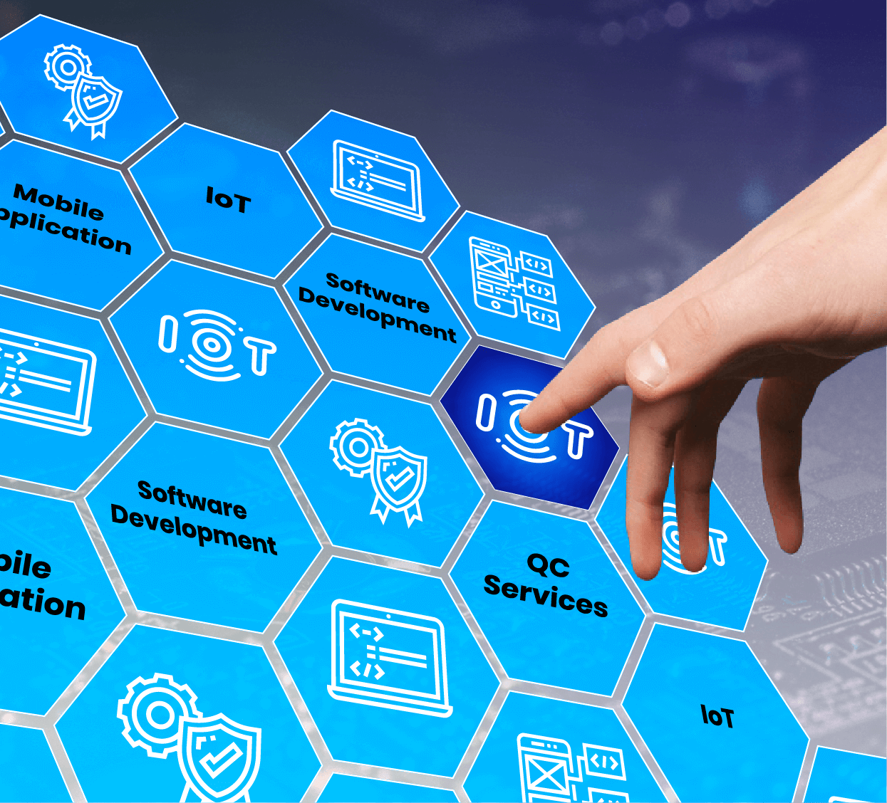 quicsolv services portfolio