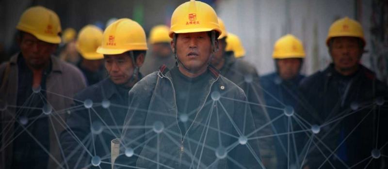 iot connected plant workers