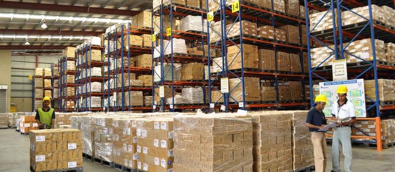 iot asset tracking logistics warehouses