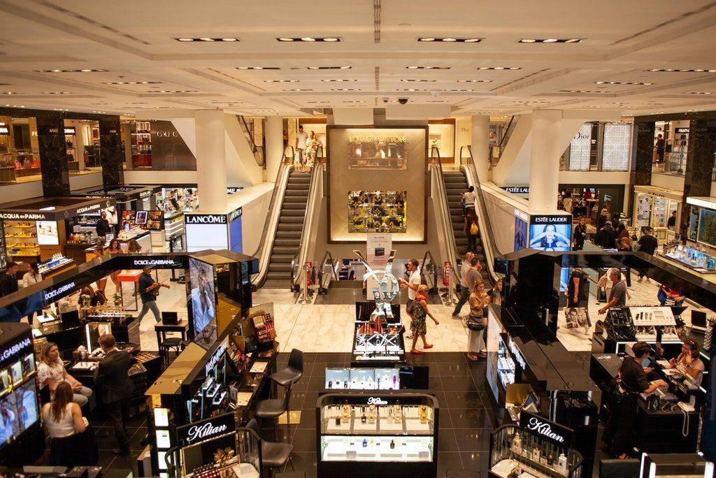 ble indoor navigation retail